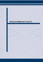 Advanced Materials Forum II PDF