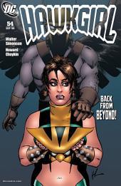 Hawkgirl (2006-) #54