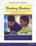 Teaching Students Who Are Exceptional  Diverse  and at Risk in the General Education Classroom with Access Code PDF