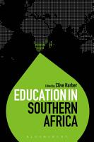 Education in Southern Africa PDF