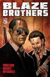 BLAZE BROTHERS Special Edition Graphic Novel