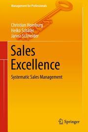 Sales Excellence PDF