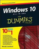 Windows 10 All in One For Dummies PDF
