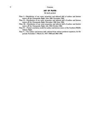 Circulation of Shelf Waters Off the Chesapeake Bight PDF
