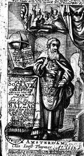 Socrate chrétien et autres oeuvres