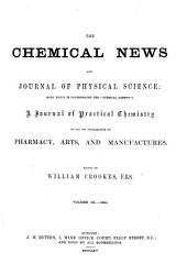 THE CHEMICAL NEWS
