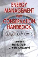 Energy Management and Conservation Handbook PDF