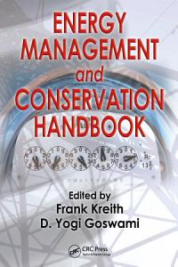 Energy Management and Conservation Handbook PDF