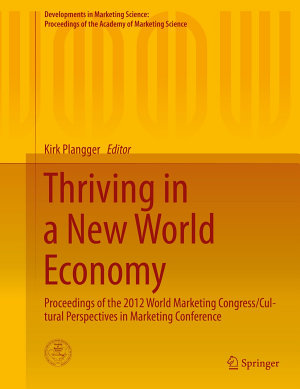 Thriving in a New World Economy PDF