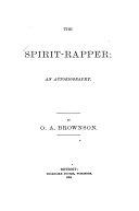 The Spirit-rapper