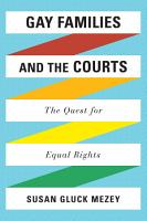 Gay Families and the Courts PDF