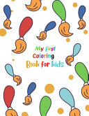 My First Coloring Book for Kids PDF