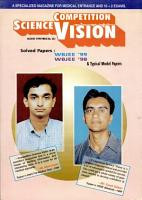 Competition Science Vision PDF