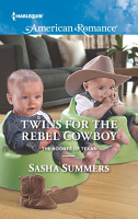 Twins for the Rebel Cowboy PDF