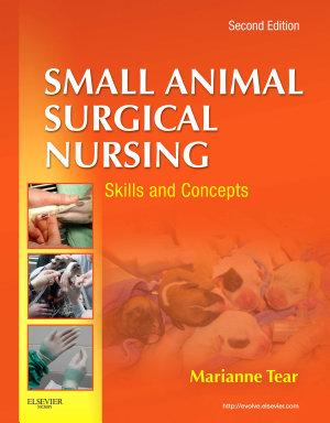 Small Animal Surgical Nursing   E Book PDF