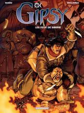 Gipsy – tome 2 – Les Feux de Sibérie