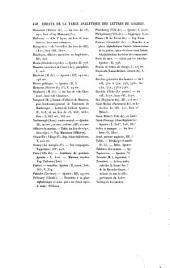 Lettres instructions et mémoires de Colbert