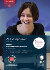 ACCA P7 Advanced Audit and Assurance (International)