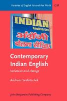 Contemporary Indian English PDF