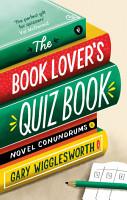 The Book Lover s Quiz Book PDF
