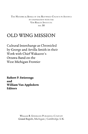 Old Wing Mission PDF