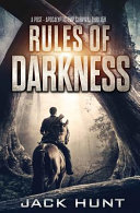 Rules of Darkness Book