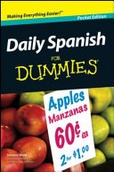 Daily Spanish for Dummies PDF