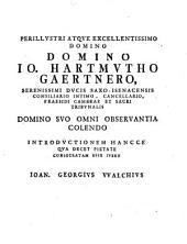 Introductio in libros Ecclesiae Lutheranae symbolicos observationibus historicis et theologicis illustrata