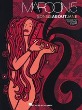 Maroon 5 - Songs About Jane (Songbook)