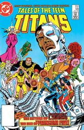 Tales of the Teen Titans (1984-) #58