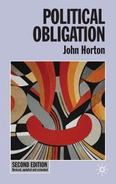 Political Obligation: Edition 2