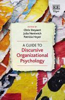 A Guide to Discursive Organizational Psychology PDF