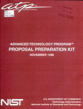 Advanced Technology Program  TM  Proposal Preparation Kit PDF