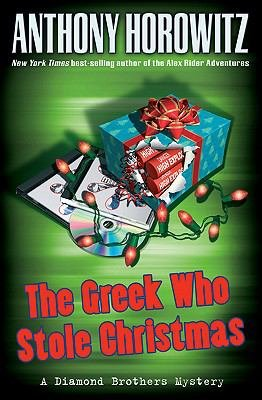 Download The Greek Who Stole Christmas Book