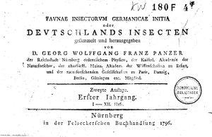 Deutschlands Insecten PDF