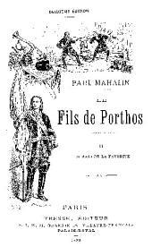 Le Fils de Porthos: Volume2