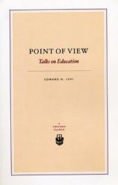 Point of View: Talks on Education