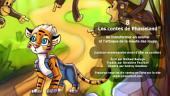 Les contes de Phasieland - 8: Se transformer en animal et l'attaque de la meute des loups