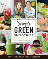 Simple Green Smoothies PDF