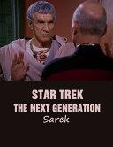 Star Trek - The Next Generation Sarek