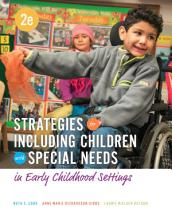 Strategies for Including Children with Special Needs in Early Childhood Settings PDF