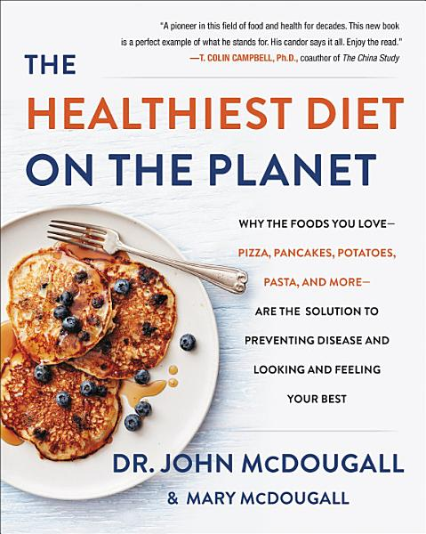 Download The Healthiest Diet on the Planet Book
