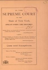 In the Supreme Court of the State of New York