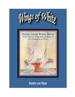 Wings of White Peoms about White Doves with notes on White Dove Releases and the Symbolism of Doves PDF