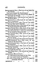 The loves which reign in the heart of Mary PDF
