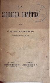 La sociología científica