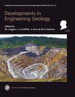 Developments in Engineering Geology PDF
