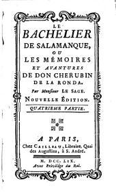 Le Bachelier de Salamanque