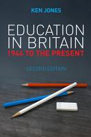 Education in Britain PDF