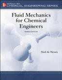 Fluid Mechanics for Chemical Engineers with Engineering Subscription Card PDF